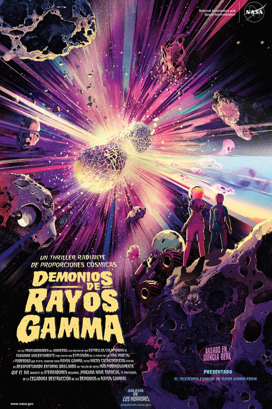 Demonios de Rayos Gamma
