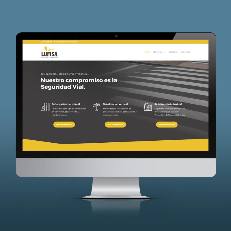 Web Lufisa